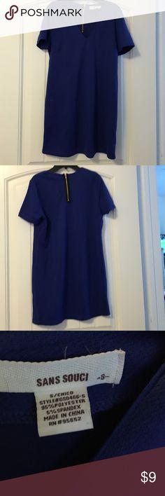 Cute blue dress Cute light weight blue dress Dresses