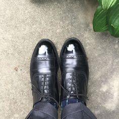 Allen Edmonds 今日から暑くなるようです #allenedmonds #shoes #allenedmondsparkavenue #アレンエドモンズ #紳士靴 #革靴