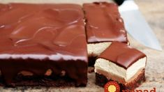 Over-the-Top Chocolate Layer Cake with Coffee Mascarpone Cream and Chocolate-Coffee Ganache Mascarpone Creme, Chocolate Cake With Coffee, Milk Chocolate Ganache, Cake Ingredients, Food Cakes, Pavlova, Mousse, Cake Recipes