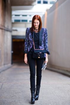 Sparkly Fashion: Style Icon: Taylor Tomasi Hill