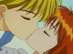 Kodocha - Sana and Akito - Anime <---- this is not kodocha .. This is marmalade boy also a cool anime do