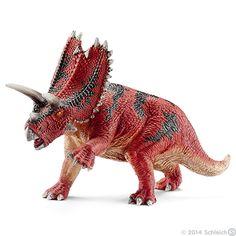Schleich Pentaceratops.