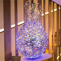 The installation MING is displayed at Panerai Boutique in Milan Via Montenapoleone 1: the installation draws inspiration from antique Chinese vases and from the research carried out by the designer into these luxury objects and their evolution over the centuries.  Discover more onwww.panerai.com  #officinepanerai #milandesignweek #fuorisalone206 #paneraidesign by panerai