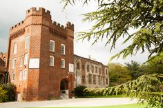 Discover how your very own wedding at Farnham Castle could look and get inspired for your big day, or contact us today to find out more. Country House Wedding Venues, Wedding Reception Venues, Croydon, Civil Ceremony, Surrey, Castle, Mansions, House Styles