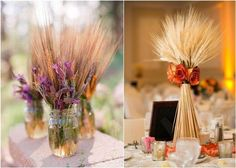 Planning a late summer or a fall wedding? I have a brilliant and budget-savvy ideas for you, and it's wheat! It's a budget-friendly option, because you can buy wheat in bulk and there are no worries about its drying o...
