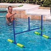 PVC PIPE, POOL NOODLE