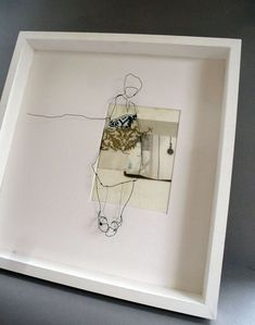 Julia Jowett Julia Jowett The post Julia Jowett appeared first on Best Pins. Mixed Media Collage, Collage Art, Assemblage Kunst, Creation Art, Mark Making, Wire Art, Art Plastique, Art Techniques, Figurative Art