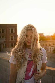 Blondie..