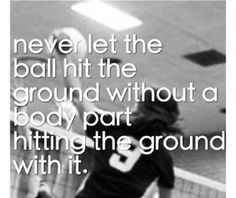 Sport motivation quotes soccer volleyball 38 ideas – MY WORLD Volleyball Training, Volleyball Memes, Volleyball Workouts, Coaching Volleyball, Volleyball Players, Play Volleyball, Volleyball Gifts, Volleyball Pictures, Girls Basketball