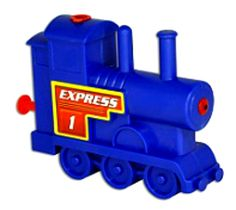 Train Engine Shaped Water Gun Toy - Train Party