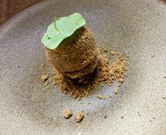 Port & Macondo Luker chocloate truffle and Billington's Gingerbread ice cream & crumb