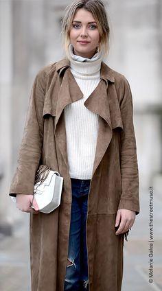 Streetstyles Internationale Modewochen H/W 2015/2016 | FASHION ID Online Shop