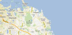 South Shore in South Shore, MA | Bike Map | MapMyRIDE
