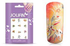 Jolefin Gold&Silber Stickers