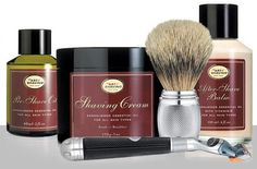 Art of Shaving Products, some of the best! (but pricey)