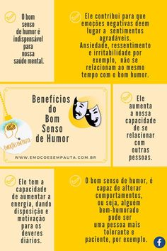 #BomHumor #Humor #Psicologia  https://www.facebook.com/emocoesempauta/