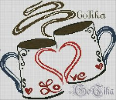 Thrilling Designing Your Own Cross Stitch Embroidery Patterns Ideas. Exhilarating Designing Your Own Cross Stitch Embroidery Patterns Ideas. Cross Stitch Kitchen, Cross Stitch Heart, Cross Stitch Designs, Cross Stitch Patterns, Cross Stitching, Cross Stitch Embroidery, Hand Embroidery Patterns, Needlepoint, Sewing Crafts