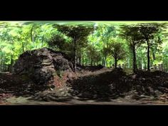Unreal Engine 4 360 Panoramic video test, 4k x 2k, 30fps - YouTube