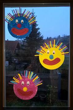 23.1.2015 Bunte Gesichter gegen trübes Wetter...