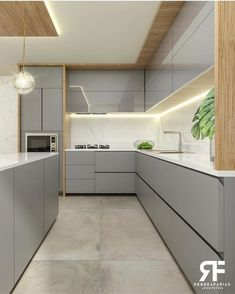 Modern Kitchen Design 2019 - This Best Modern Kitchen Design 2019 Gallery images was upload on December, 22 2019 by Elmer Emmerich. Here latest Modern Kitchen Kitchen Room Design, Luxury Kitchen Design, Home Room Design, Kitchen Cabinet Design, Home Decor Kitchen, Interior Design Kitchen, Kitchen Decorations, Kitchen Ideas, Scavolini Kitchens
