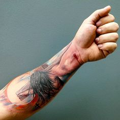 The best holy tattoos in our Top 10 list. Tattooties collected the best tattoos from the best tattoo artists.The body is the canvas. Relig...