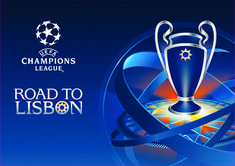 Final Champions League - Lisboa, Portugal.