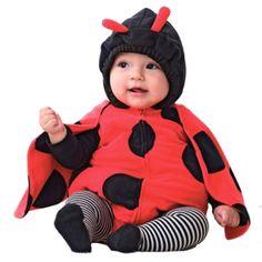 Disfraz Mariquita Carters Hermoso!  www.wombox.co/disfraces #halloween