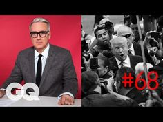 Why Won't the Press Ask Trump Anything? | The Resistance with Keith Olbermann - A painful, heartfelt expression of the kind of anger Trump generates, and the media jokes, and America's normalization of psychopathy..