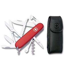 Victorinox Swiss Army Huntsman with Free Pouch | Swiss Army Knives from Picsity.com http://01es.com