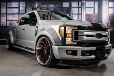 2017 Ford F-250 Super Duty 4x2 XLT Crew Cab Widebody Design by TS Designs