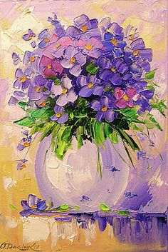 Simple Oil Painting, Oil Painting For Beginners, Oil Painting Abstract, Painting Tutorials, Painting Videos, Painting Techniques, Art Oil Paintings, Simple Flower Painting, Landscape Oil Paintings