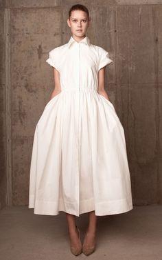 Rosie Assoulin Resort 2014 Trunkshow ends tonight! Pre'O Look 21 on Moda Operandi