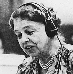Eleanor Roosevelt was a First Lady. After the war, Harry Truman appointed Eleanor as a delegate to the United Nations General Assembly. She help draft the Universal Declaration of Human Rights. Good People, Wise People, Eleanor Roosevelt, Women In History, Human Rights, Strong Women, Role Models, Amazing Women, Famous People