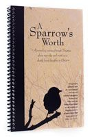 A Sparrow's Worth - a devotional journal by Donna Pyle