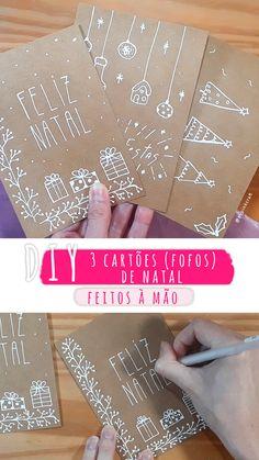 Christmas Presents, Christmas Cards, Velas Diy, Diy Agenda, Christmas Characters, Yoga For Kids, Xmas Ornaments, Diy Art, Cardmaking