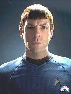 Alternate publicity image from Star Trek XI