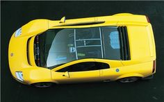 Volkswagen W12 Syncro (ItalDesign), 1997