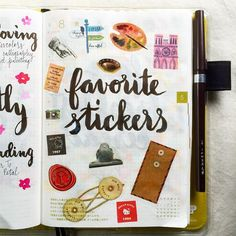 Day 8 of the #listersgottalist challenge: favorite stickers  Right now, my…