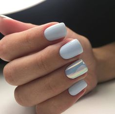 simple summer nails colors designs 2019 – page 33 - Summer Nail Colors Ideen Nail Design Stiletto, Nail Design Glitter, Nails Design, Salon Design, Spring Nail Colors, Spring Nails, Summer Nails, Cute Acrylic Nails, Cute Nails