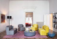 Keeton Fit - Small armchairs - Meridiani Srl