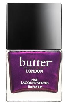 butter LONDON 'Cor Blimey' Nail Lacquer | Nordstrom