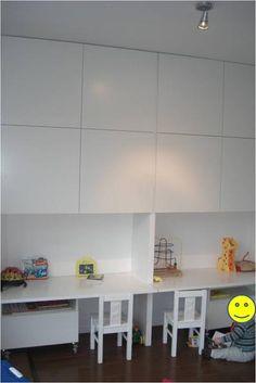 Bekijk de foto van pieterpost met als titel Besta kasten van Ikea maken mooie kinderspeelhoek en andere inspirerende plaatjes op Welke.nl.