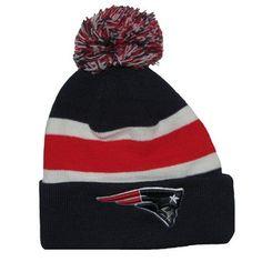 Patriots 47 Brand Breakaway Knit Hat-Navy New England Patriots Merchandise 77a77cf4a7f7