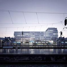 RSi-studio win award for  3D architectural image