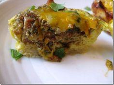Turkey Taco Muffin - Biggest Loser recipe