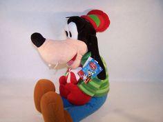 "Disney Goofy winter time 20"" plush toy doll"