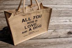 Eco Shopper Jute von Treusinn