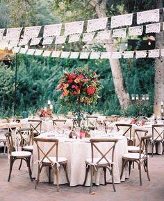 Wedding Ideas On A Budget Hacienda wedding papel picado banners personalized custom Luxury Wedding, Destination Wedding, Dream Wedding, Wedding Day, Wedding Tips, Budget Wedding, Wedding Details, Elegant Wedding, Wedding Table