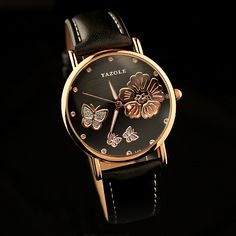 2017 Wrist Watch Women Ladies Brand Famous Female Wristwatch Clock Quartz Watch Girl Quartz-watch Montre Femme Relogio Feminino #CLICK! #clothing, #shoes, #jewelry, #women, #men