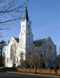 Dutch Reformed church, Sterkstroom